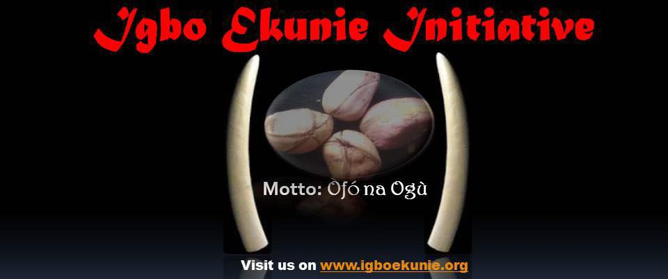 Igbo Ekunie Initiative [IEI]