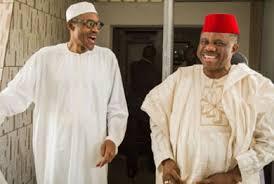 Gov. Obiano & President Buhari